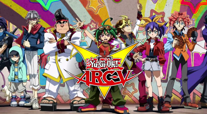 Yu-Gi-Oh! ARC-V Season 2 Premieres On Nickelodeon In Germany