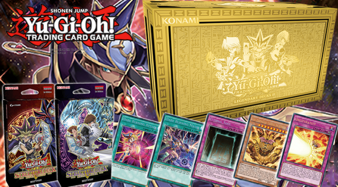 The latest Yu-Gi-Oh! TCG releases for October 2016