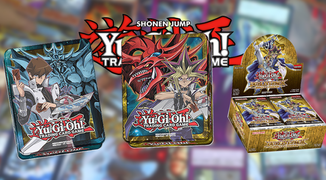 Yu-Gi-Oh! TCG September Products Lineup