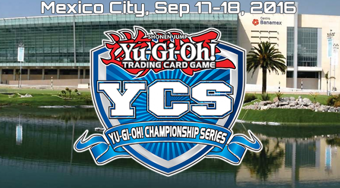 MEXICO CITY TO HOST FIRST LATIN AMERICAN Yu-Gi-Oh! CHAMPIONSHIP SERIES OF THE NEW DUELING SEASON