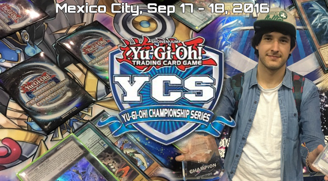 Adrian Madriz and Mauricio Campillo win big at YCS Mexico City