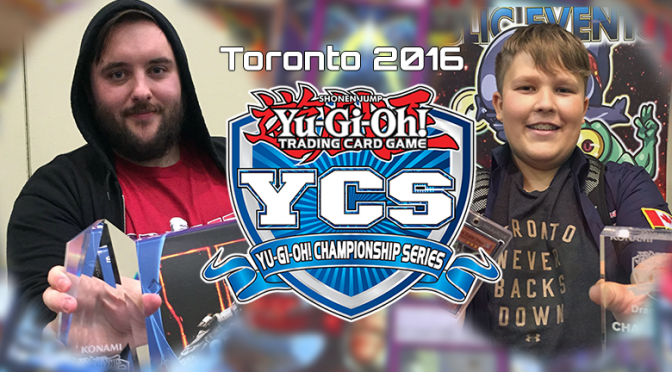 YCS Toronto Winners Announced