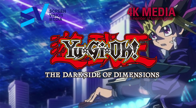 Yu-Gi-Oh! The Dark Side Of Dimensions gets North American Release Date