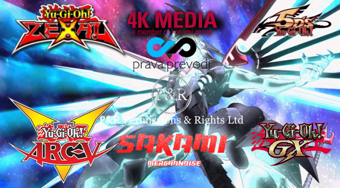 Yu-Gi-Oh! International Expansion Continues as 4K Media Signs New Licensing Partners
