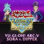 SoraandDipper-LOD Yu-Gi-Oh! ARC-V Sora and Dipper