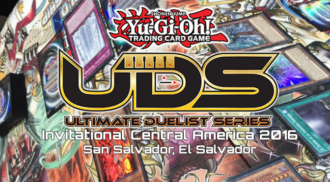 Konami Announces the upcoming Ultimate Duelist Series San Salvador