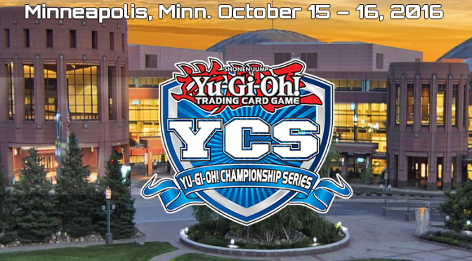 Konami Releases Details on YCS Minneapolis