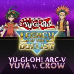 lod dlc Arc-V Yuya v Crow