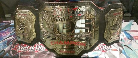Ultimate Duelist Championship Belt