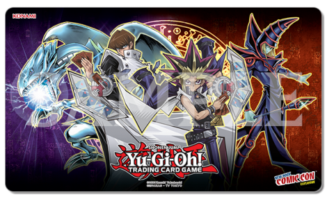 KONAMI's 2016 NYCC Exclusive Yu-Gi-Oh! TCG game mat