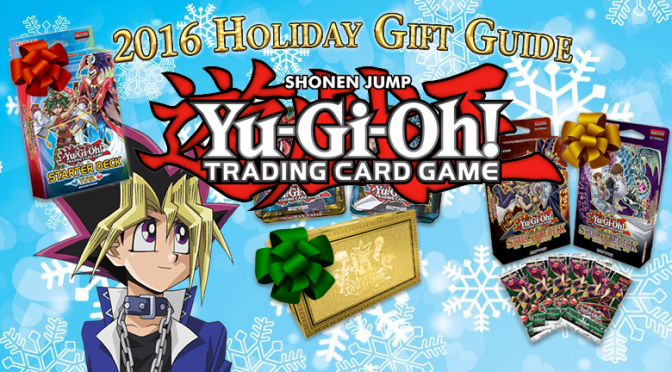 Konami Details the Upcoming Yu-Gi-Oh! TCG Holiday Offerings