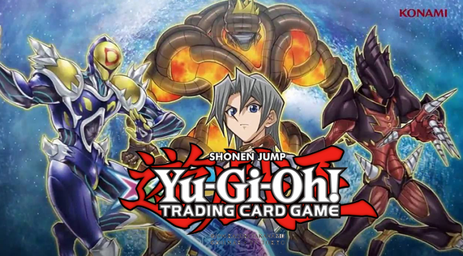 Konami Details Their November and December Yu-Gi-Oh! TCG Products