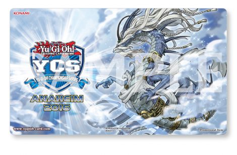 Yu-Gi-Oh! Championship Series Anaheim B;ack Friday Game Mat