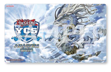 Yu-Gi-Oh! Championship Series Anaheim B;ack Friday Game Mat
