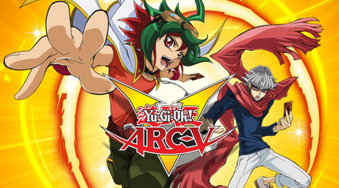 "Crunchyroll Adds ""Yu-Gi-Oh! ARC-V"" to its Anime Catalog"