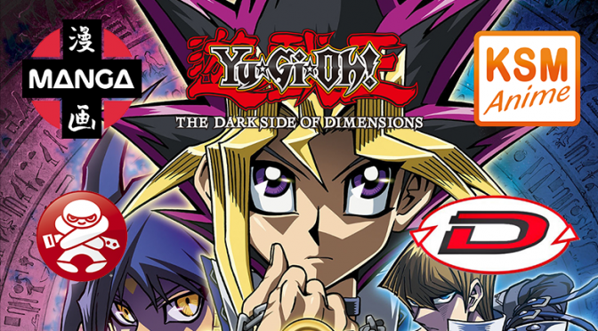 Yu-Gi-Oh! THE DARK SIDE OF DIMENSIONS gets International Theatrical Distributors