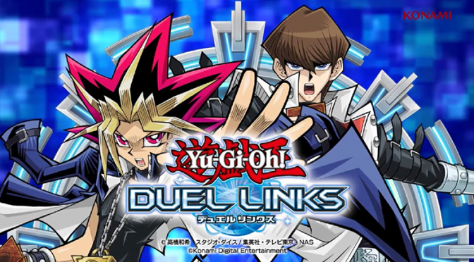 """Yu-Gi-Oh! DUEL LINKS"" Japanese Launch Today!"