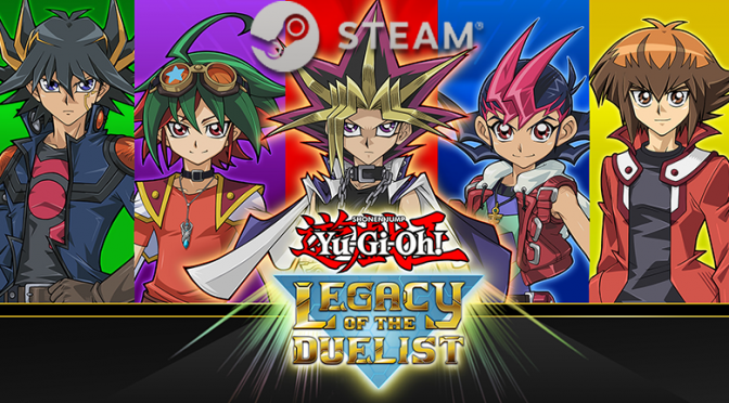 Yu-Gi-Oh! Legacy of the Duelist is now available on Steam