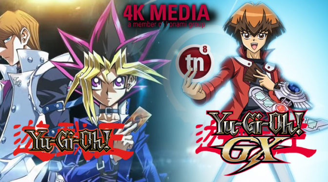 Yu-Gi-Oh! Arrives in Nicaragua: New Broadcast Partnership with Telenica Canal 8