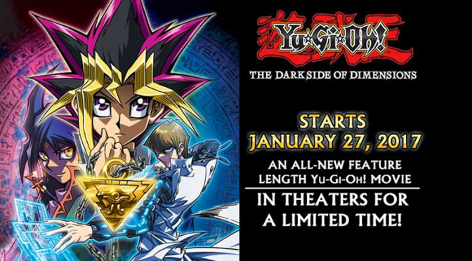 Eric Stuart returns as Kaiba in Yu-Gi-Oh! THE DARK SIDE OF DIMENSIONS