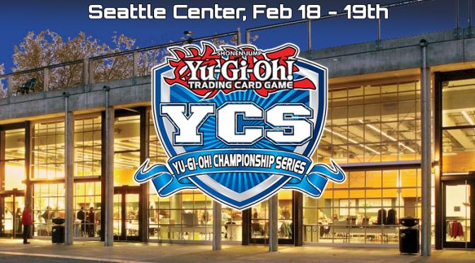 Yu-Gi-Oh! CHAMPIONSHIP SERIES Seattle