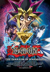 Yu-Gi-Oh Dark Side of Dimesions Poster release version