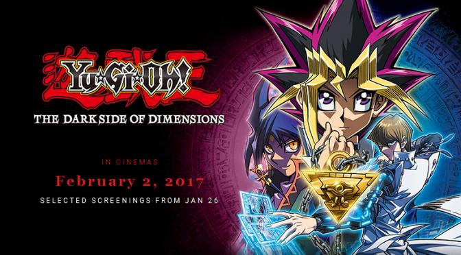Yu-Gi-Oh! THE DARK SIDE OF DIMENSIONS Sneak Peek Screenings