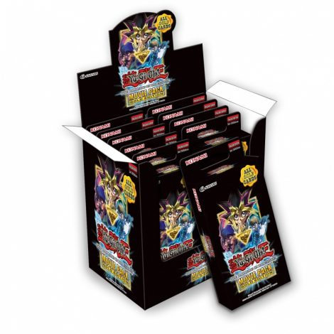 tcg movie pack gold edition box