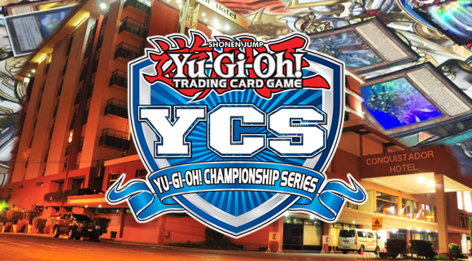 Yu-Gi-Oh! CHAMPIONSHIP Series GUATEMALA City March 18-19