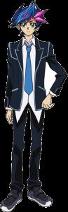 Yusaku Fujiki full body