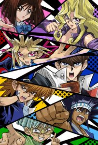 duel links characters