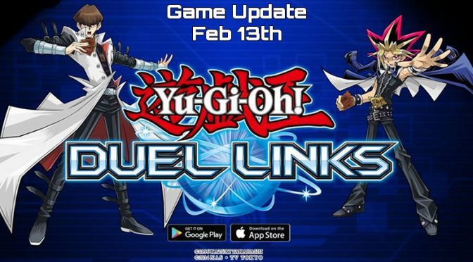 Duel Links Update – New Super Rare cards for Legendary Duelists