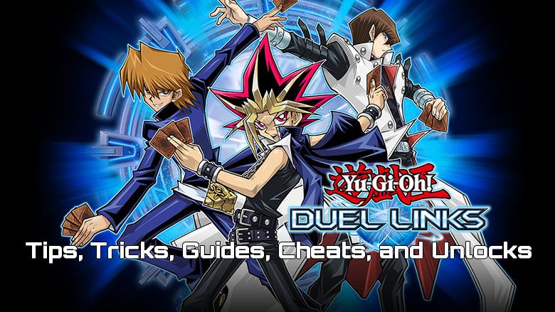 Duel Links - Tips, Tricks, & Guides | YuGiOh! World