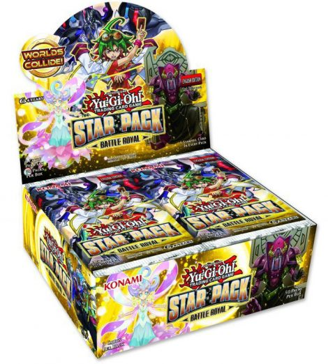 Star Pack 4 Display EN