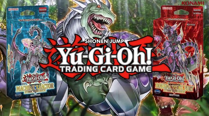 Konami details their April Yu-Gi-Oh! TCG product offerings