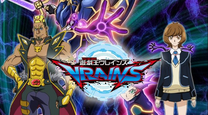 New Yu-Gi-Oh! VRAINS Anime Duelist Character Designs Revealed