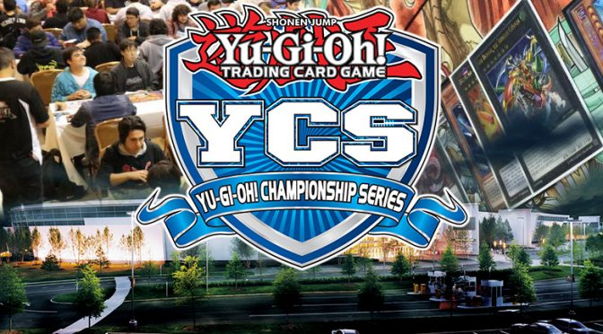 Konami Details this Weekend's Yu-Gi-Oh! CHAMPIONSHIP SERIES in Atlanta, GA