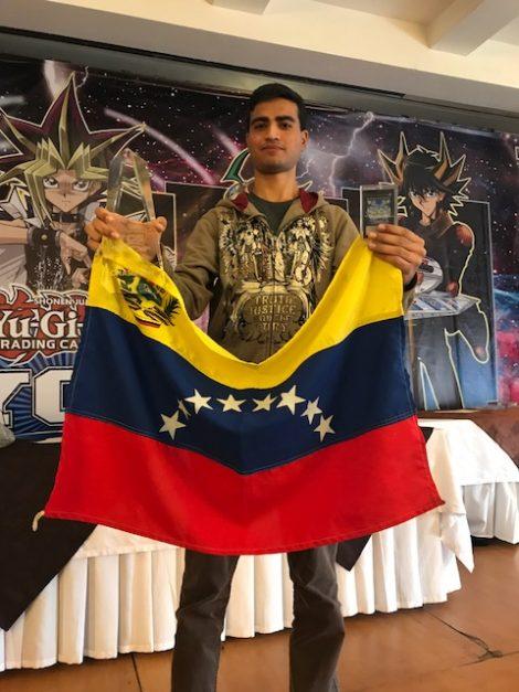 YCS Bogota Champion KANAAN ASFOUR