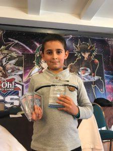 YCS Bogota Dragon Duel Champion Gabriel Leyva