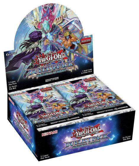Duelist Pack: Dimensional Guardians box