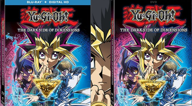 Yu-Gi-Oh! The Dark Side of Dimensions Home Video Release Announced