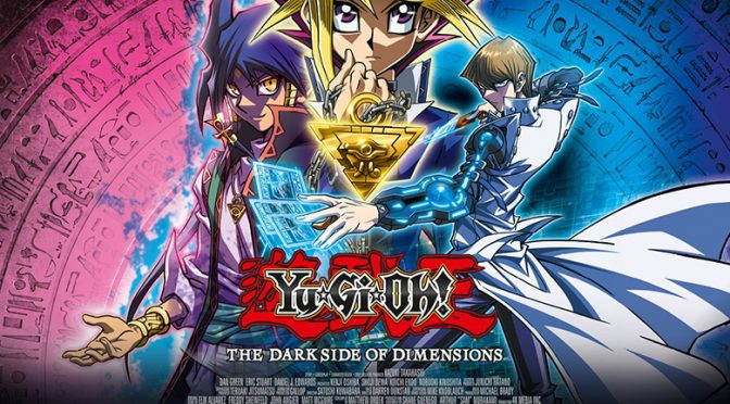 Yu-Gi-Oh! THE DARK SIDE OF DIMENSIONS to Get Limited Second Run in Theaters