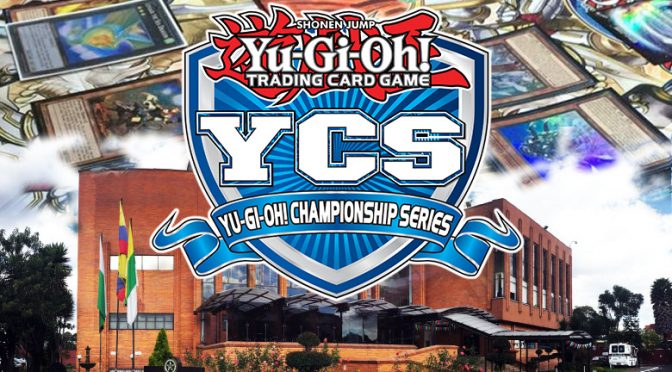 Konami announces YCS Bogota on April 15-16