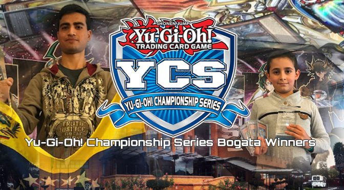Kanaan Asfour and Gabriel Leyva win big this past weekend at YCS Bogota