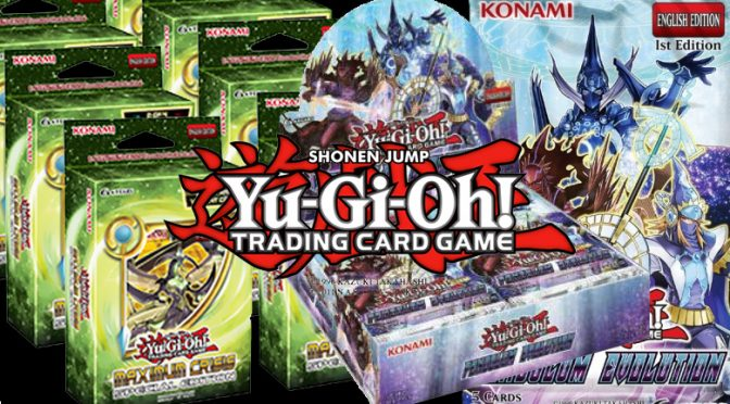 Two New June Yu-Gi-Oh! TCG Releases