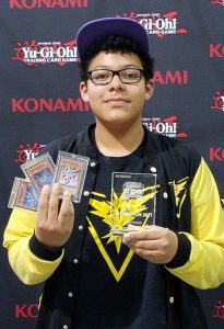 YCS Pittsburgh Dragon Duel Champion Justus Long
