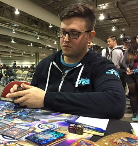 YCS Pittburgh Champion, Aaron Furman