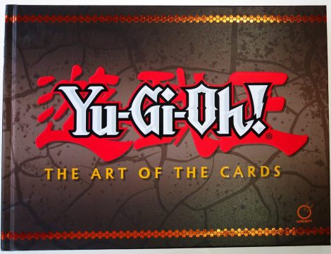 Yu-Gi-Oh! The Art of the Cards cover