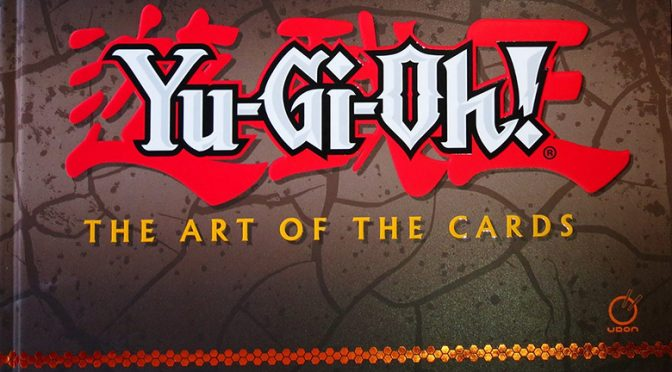 yu-gi=oh! art of the cards header