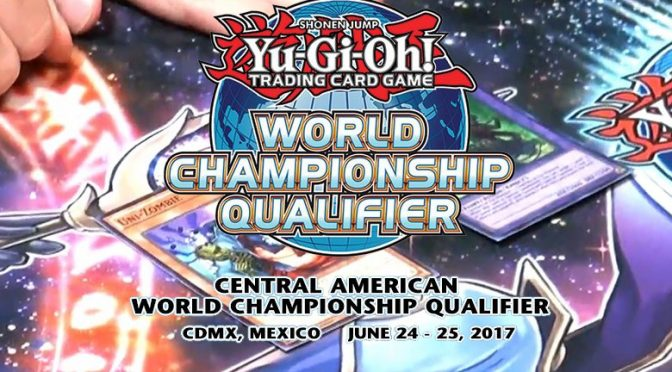 Winners of the 2017 Central American World Championship Qualifier